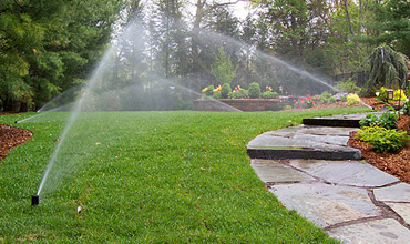Residential & Commercial Lawn Sprinkler Repair